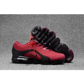 Nike Air Max 2018.5 Rouge Noir Homme Rabais