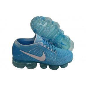 Acheter Femme Nike Air VaporMax Bleu Blanche