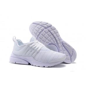 Chaussures Nike Air Presto Qs Blanche Soldes