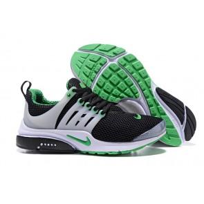 Boutique Nike Air Presto Pine Verte Chaussures Noir Verte