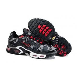 Acheter Chaussures Nike Air Max TN Plus Homme Noir Rouge
