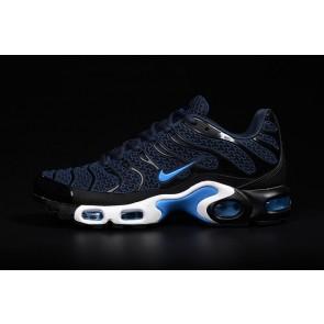 Nike Air Max TN Plus Marine Noir Pas Cher - Chaussures Homme