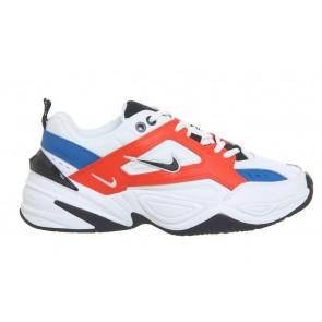 Boutique Homme Nike M2K Tekno Jogging Orange Bleu