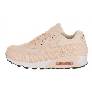 "Femme Nike Air Max 90 ""Guava Ice"" Trainers Guava Ice Noir Blanche Rabais"