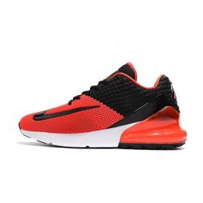 Homme Nike Air Max 270 KPU TPU Rouge Noir Rabais