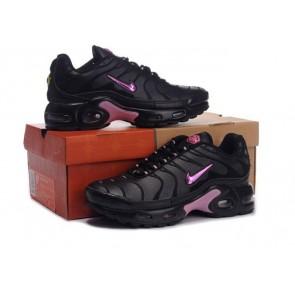 Chaussures Nike Air Max TN Plus Femme Noir Pourpre Soldes
