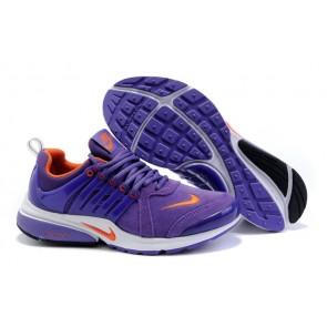 Boutique Femme Nike Air Presto Chaussures Pourpre