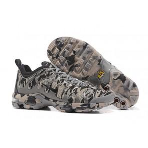 Nike Air Max Plus TN Ultra Chaussures Noir khaki Camouflage Soldes