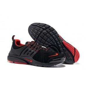 Boutique Nike Air Presto Chaussures Noir Rouge
