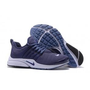 Chaussures Nike Air Presto Qs Bleu Soldes