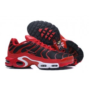 Nike Air Max Plus TN Ultra Homme Rouge Noir Rabais