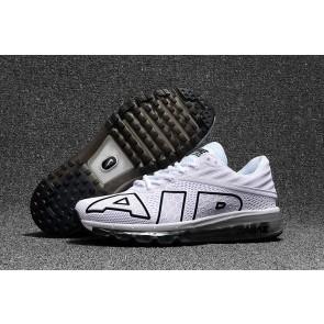 Acheter Nike Air Max Flair 2017, Homme, Chaussures Blanche Noir
