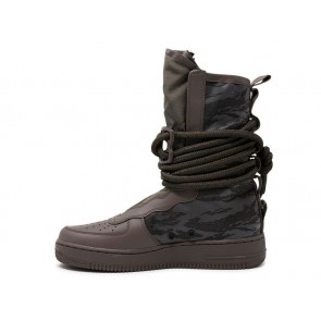 "Homme Nike SF-AF1 Air Force 1 High ""RIDGEROCK & SEQUOIA"" Boot Ridgerock Blac Soldes"
