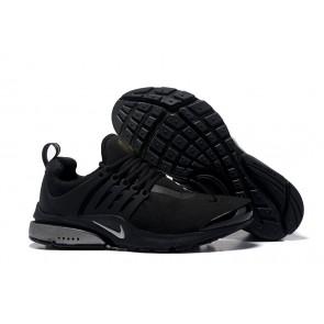 Chaussures Nike Air Presto QS Noir Pas Cher, Nike Presto Homme