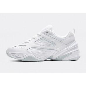 Femme Nike M2K Tekno Blanche Soldes