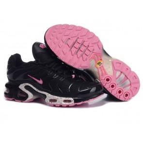 Boutique Nike Air Max Plus TN Ultra Noir Rose Femme
