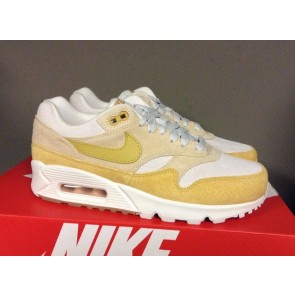 Boutique Femme Nike Air Max 90 1 Guava Ice Or Summit Blanche