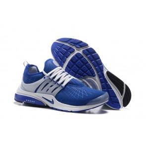 Chaussures Homme Nike Air Presto Bleu Blanche