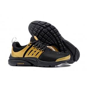 Acheter Homme Nike Air Presto Rio Olympic Chaussures Noir Or