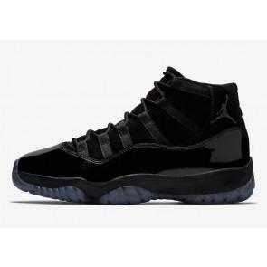 "Homme Nike Air Jordan 11 Retro ""Cap and Gown"" Noir Meilleur Prix"