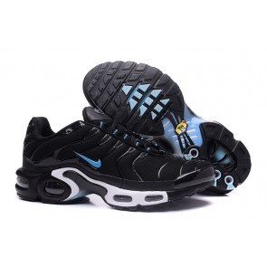 Boutique Chaussures Nike Air Max TN Plus Homme Noir Blanche
