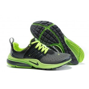 Chaussures Nike Air Presto Homme Grise Verte Vente