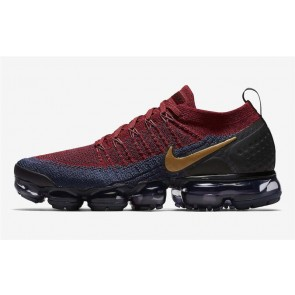 """Boutique Nike Air VaporMax 2.0 Flyknit """"Olympic"""" Rouge Noir"""