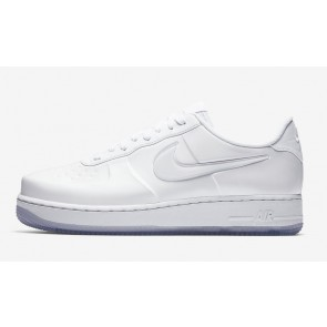 Homme Nike Air Force 1 Low Foamposite Pro Cup Triple White Meilleur Prix