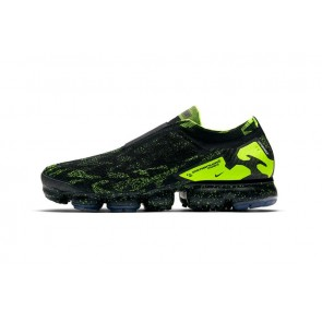 "Homme Acronym x Nike VaporMax Moc 2 ""The Illusional 'Ja'"" Noir Soldes"