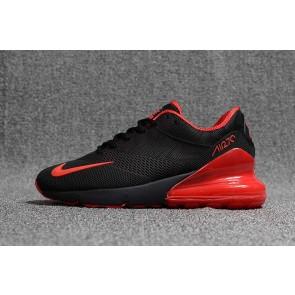 Homme Nike Air Max 270 KPU TPU Noir Chinese Rouge En ligne