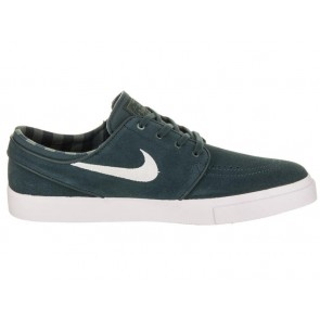 Boutique Nike SB Zoom Stefan Janoski Homme Deep Jungle Blanche