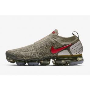 "Boutique Nike Air VaporMax Moc 2 ""Neutral Olive"" Rouge"