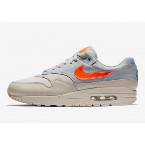 "Boutique Nike Air Max 1 Homme ""Desert Sand"" Orange Grise"