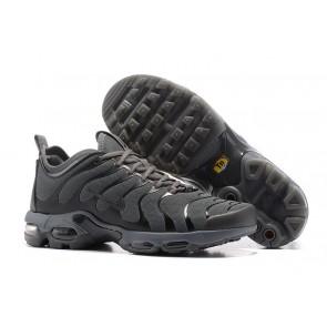 Chaussures Nike Air Max Plus TN Ultra Homme Grise Noir Pas Cher