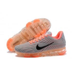 Boutique Nike Air Vapormax KPU TPU Femme Grise Orange