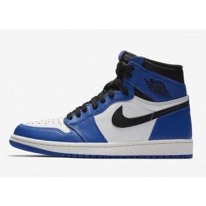 "Boutique Homme Nike Air Jordan 1 Retro High OG ""Game Royal"" Bleu"