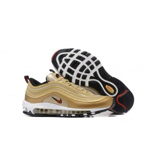 Homme Nike Air Max 97 Or Jaune En ligne