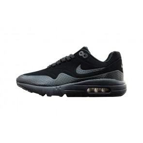 Nike Air Max 1 Ultra Moire Noir Rabais