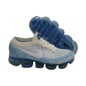 Acheter Homme Nike Air VaporMax Blanche Bleu