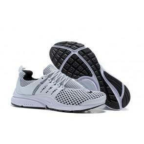 Chaussures Homme Nike Air Presto QS Noir Blanche Soldes
