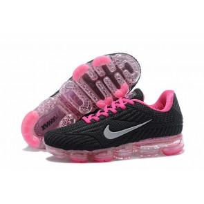 Nike Air Vapormax KPU TPU Noir Rose Femme Rabais