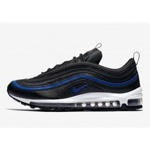 "Homme Nike Air Max 97 ""Racer Bleu"" Anthracite Noir Bleu Soldes"