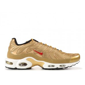 Nike Air Max Plus TN Ultra Homme Or Rouge Meilleur Prix