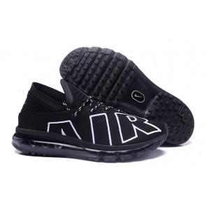 2017 Nike Air Max Flair Homme Pas Cher, Chaussures Air Max Flair Noir Blanche