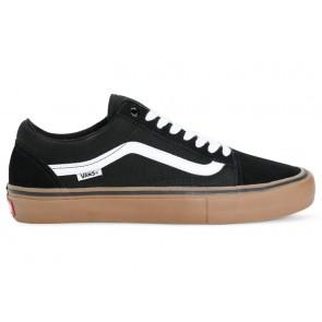 Chaussures Vans Old Skool Pro Soldes, Vans Noir