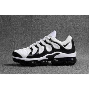 Acheter Nike Air VaporMax Plus KPU TPU Homme Blanche Noir
