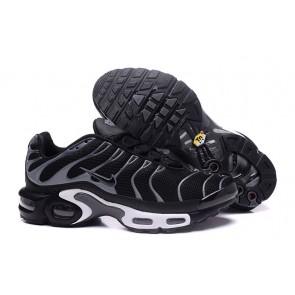 Nike Air Max TN Plus Soldes, Chaussures Homme, Noir Grise