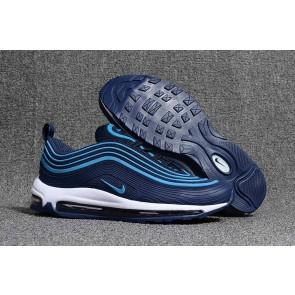 Boutique Nike Air Max 97 KPU TPU Homme Bleu Blanche