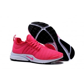 Chaussures Femme Nike Air Presto Rose Pas Cher