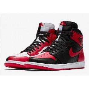 """Acheter Homme Nike Air Jordan 1 Retro High OG NRG """"Bred"""" Noir Blanche"""